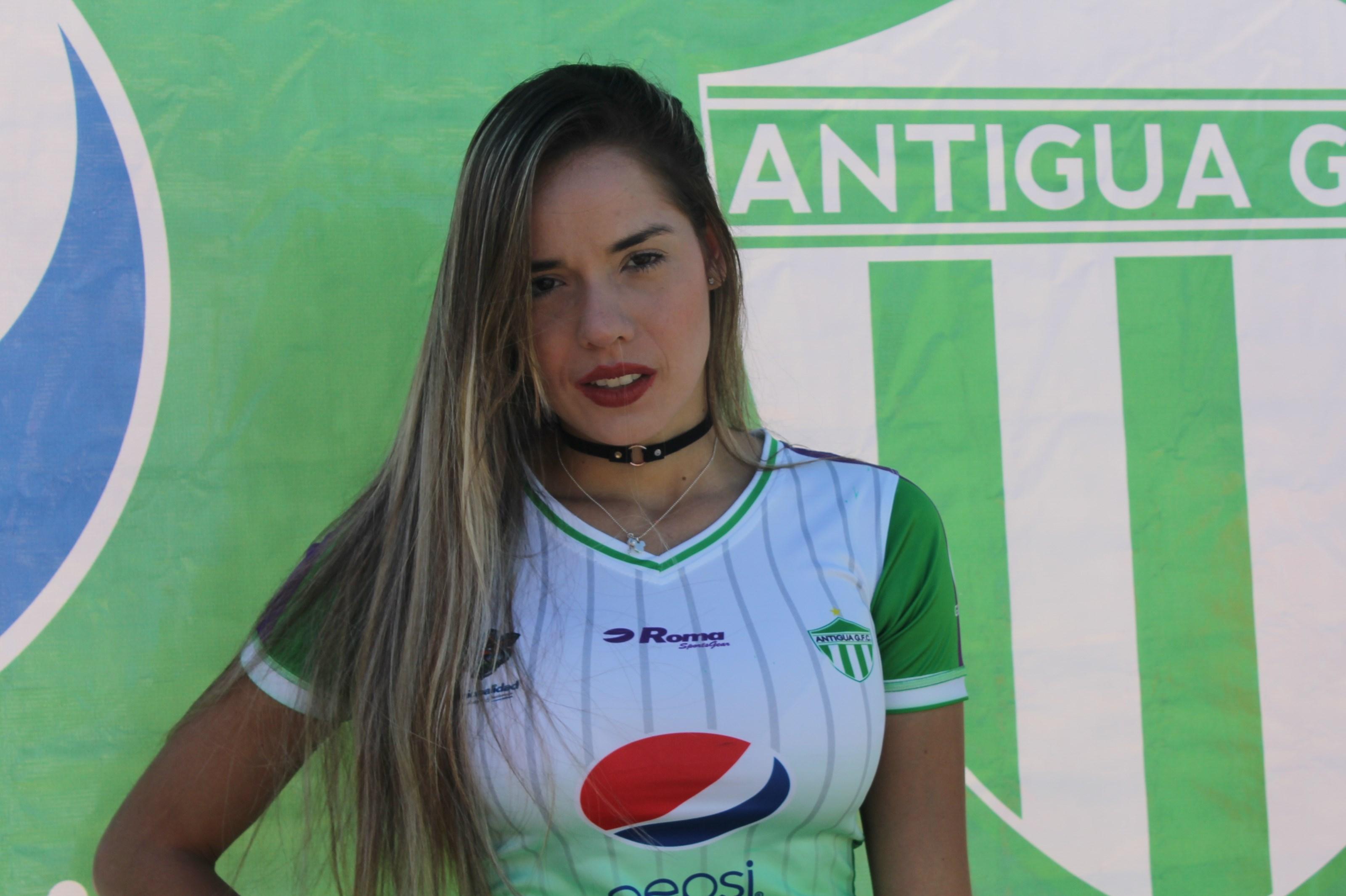 (((FOTOS))) Petapa y Marquense reinician el futbol, Catalina nos saluda