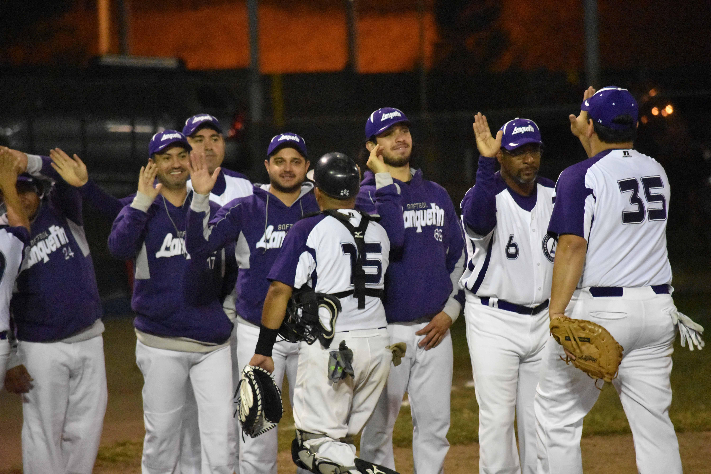 (((FOTOS))) Lanquetín, invicto en el softbol nacional