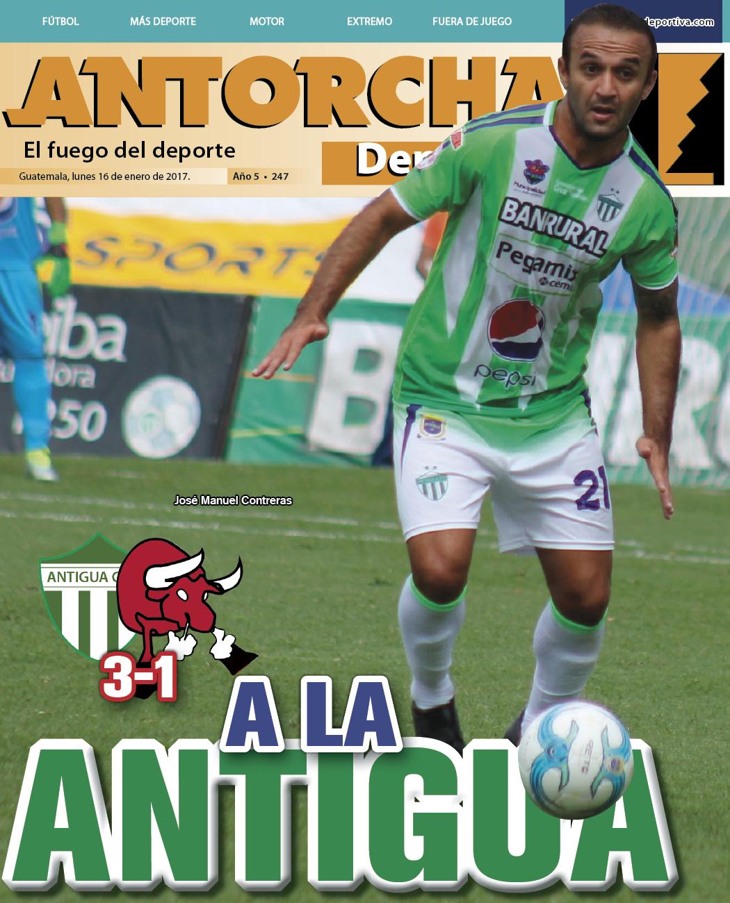 Antorcha Deportiva – Edición Semanal No.247