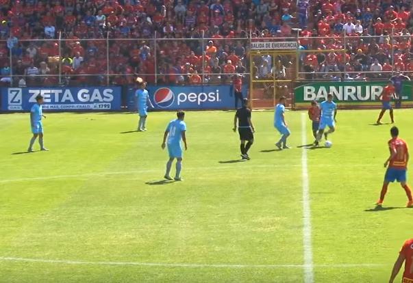 (((VIDEO))) Municipal 1-0 Carchá