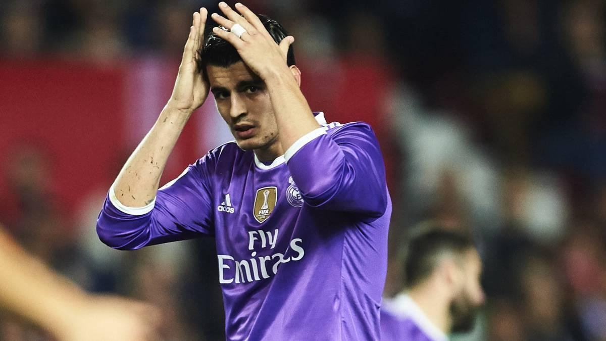 El Chelsea quiere a Morata como recambio de Diego Costa