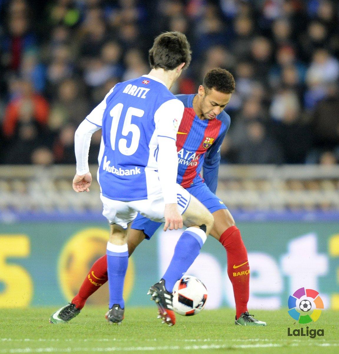 (((VIDEO))) Copa del Rey: El Barcelona gana con gol de Neymar
