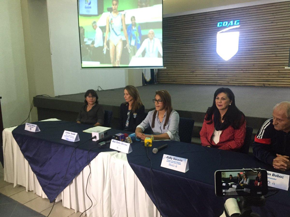 (((VIDEO))) Ana Sofía Gómez anuncia su retiro de la gimnasia