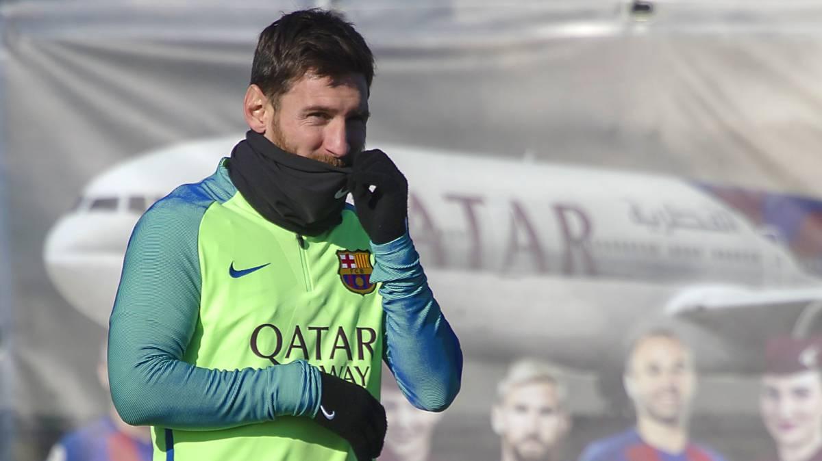 El Barcelona tiene lista la renovación de Messi