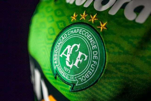 Oficial: la plantilla del Chapecoense para el 2017