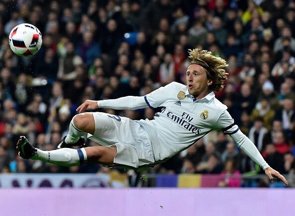 Modric y Marcelo podrían estar de baja de 4 a 6 partidos