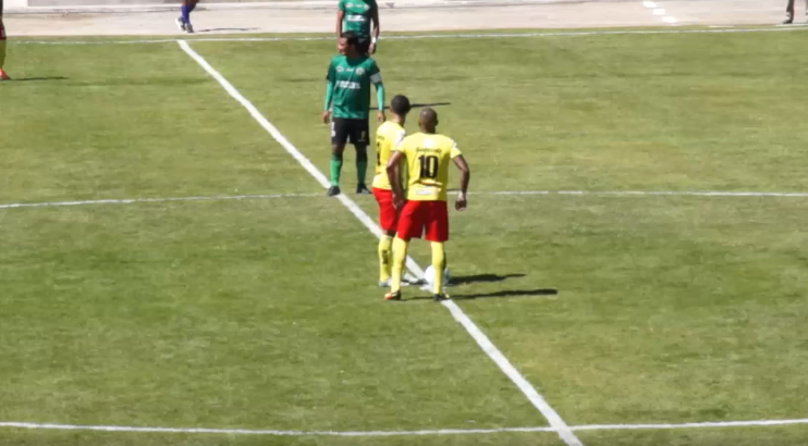 (((VIDEO))) Marquense 0-0 Guastatoya