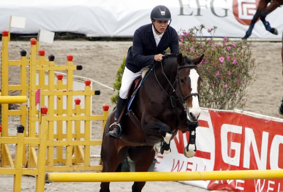 Alvaro Tejada continúa brillando en Wellington