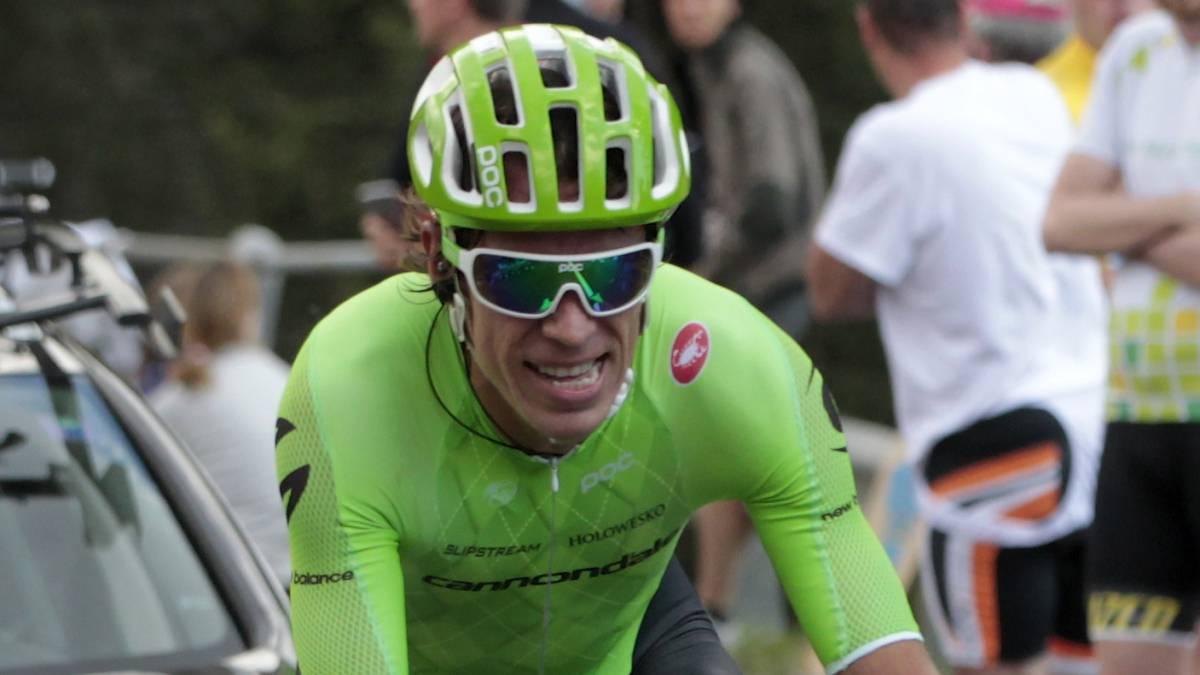 """Urán: """"No creo que Nairo esté loco intentando Giro-Tour"""""""