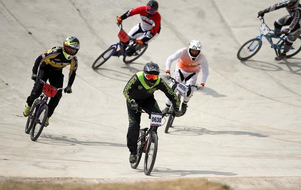 Adrenalina sobre ruedas en la primera fecha de BMX