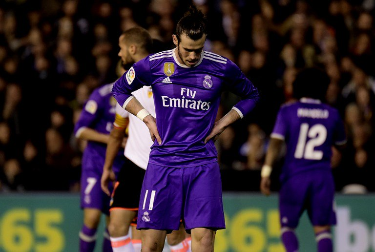 (((VIDEO))) La Liga: Valencia 2-1 Real Madrid