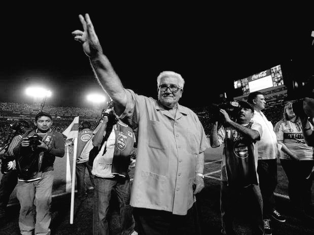 Carlos Miloc falleció hoy a los 85 años