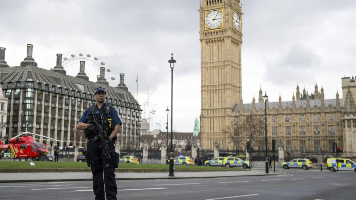 Un campeón olímpico relata el dramático atentado de Londres