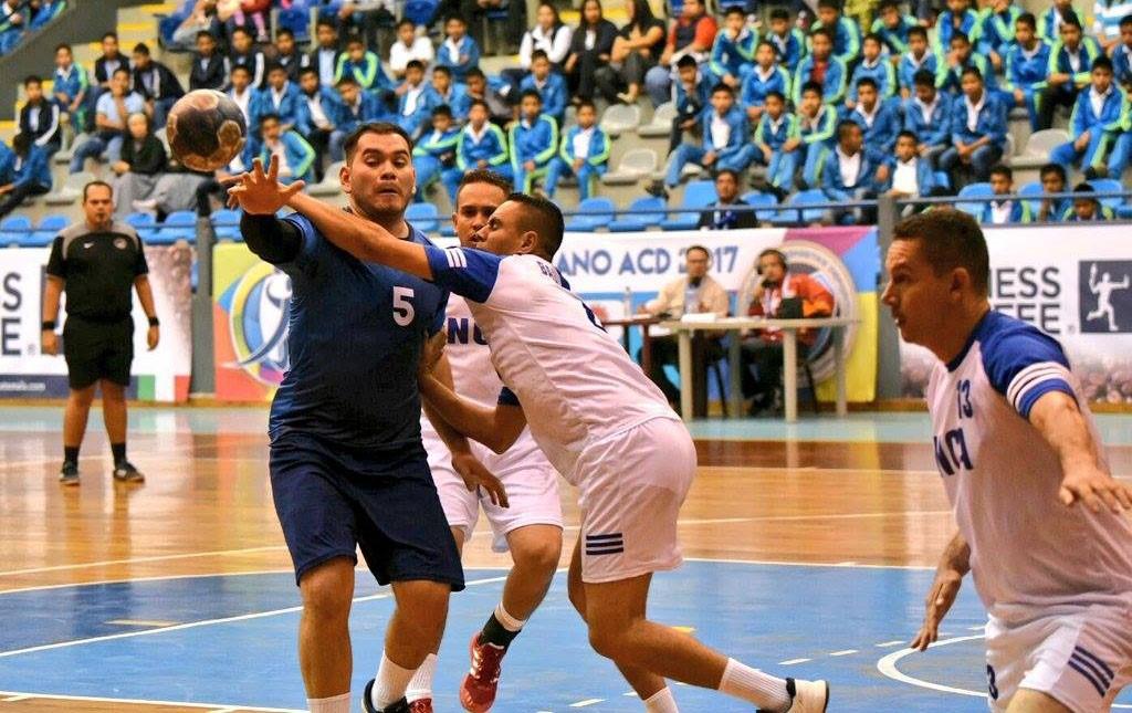 Poderío guatemalteco en la Copa Centroamericana de Balonmano
