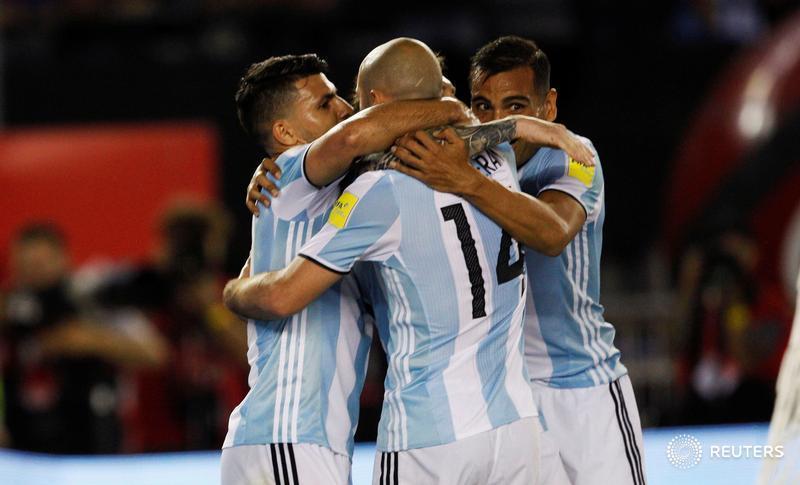 (((VIDEO))) Un gol de Messi pone a Argentina en la zona de clasificación