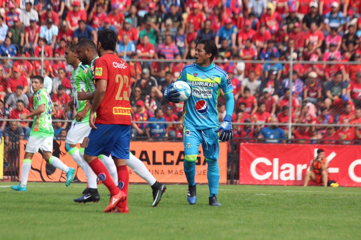 (((VIDEO))) Municipal empata 2-2 con Antigua
