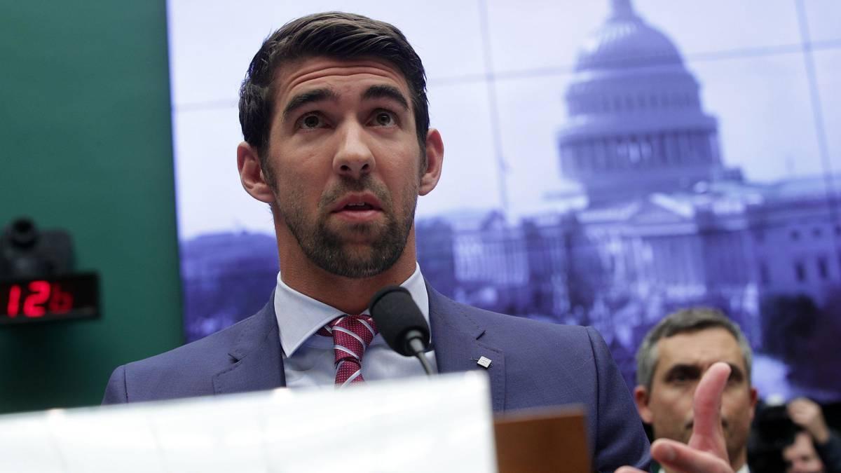 """Phelps: """"No creo que muchos olímpicos hayan estado limpios"""""""