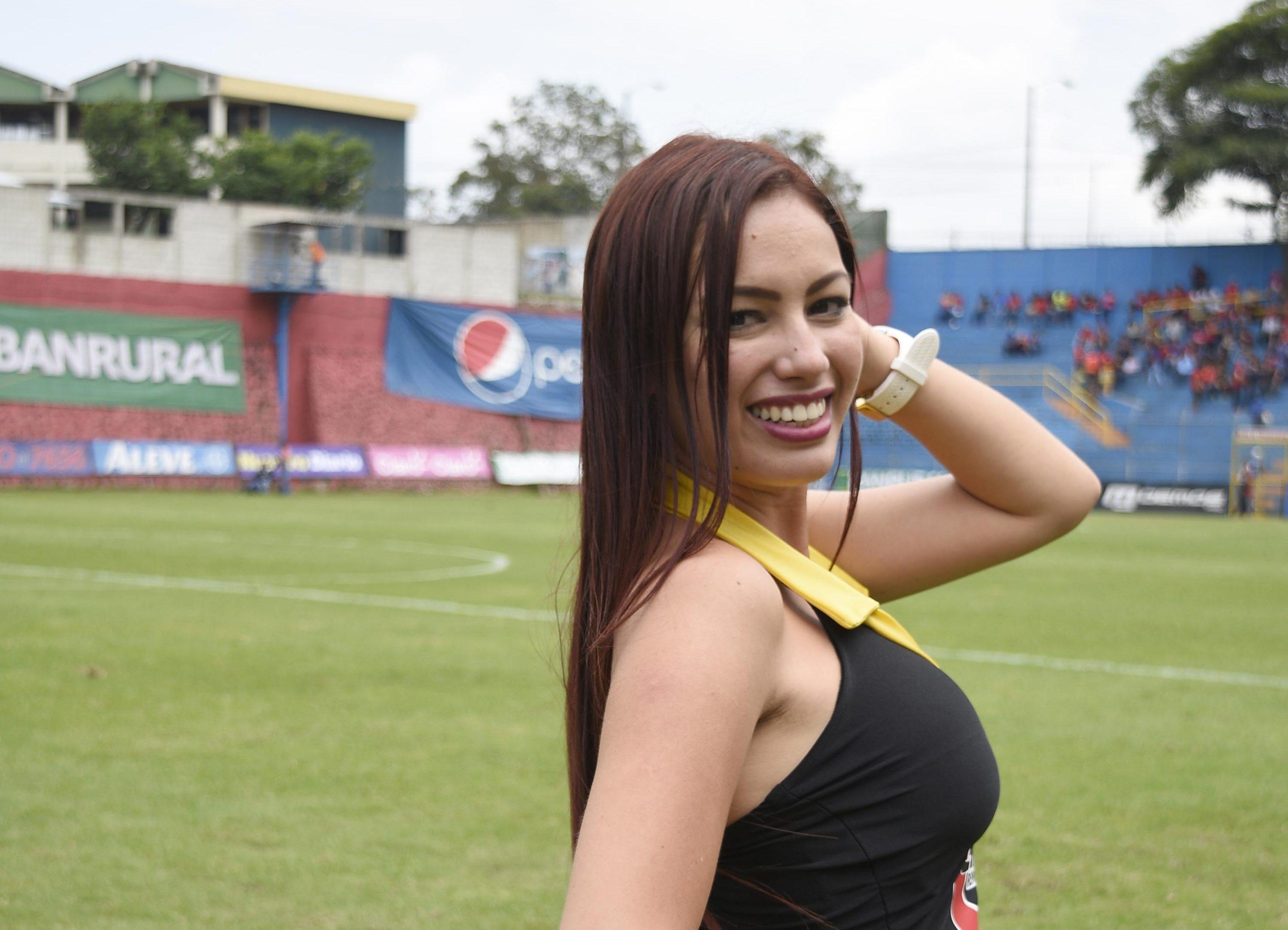 Gabriela Solorzano de Venezuela 9549