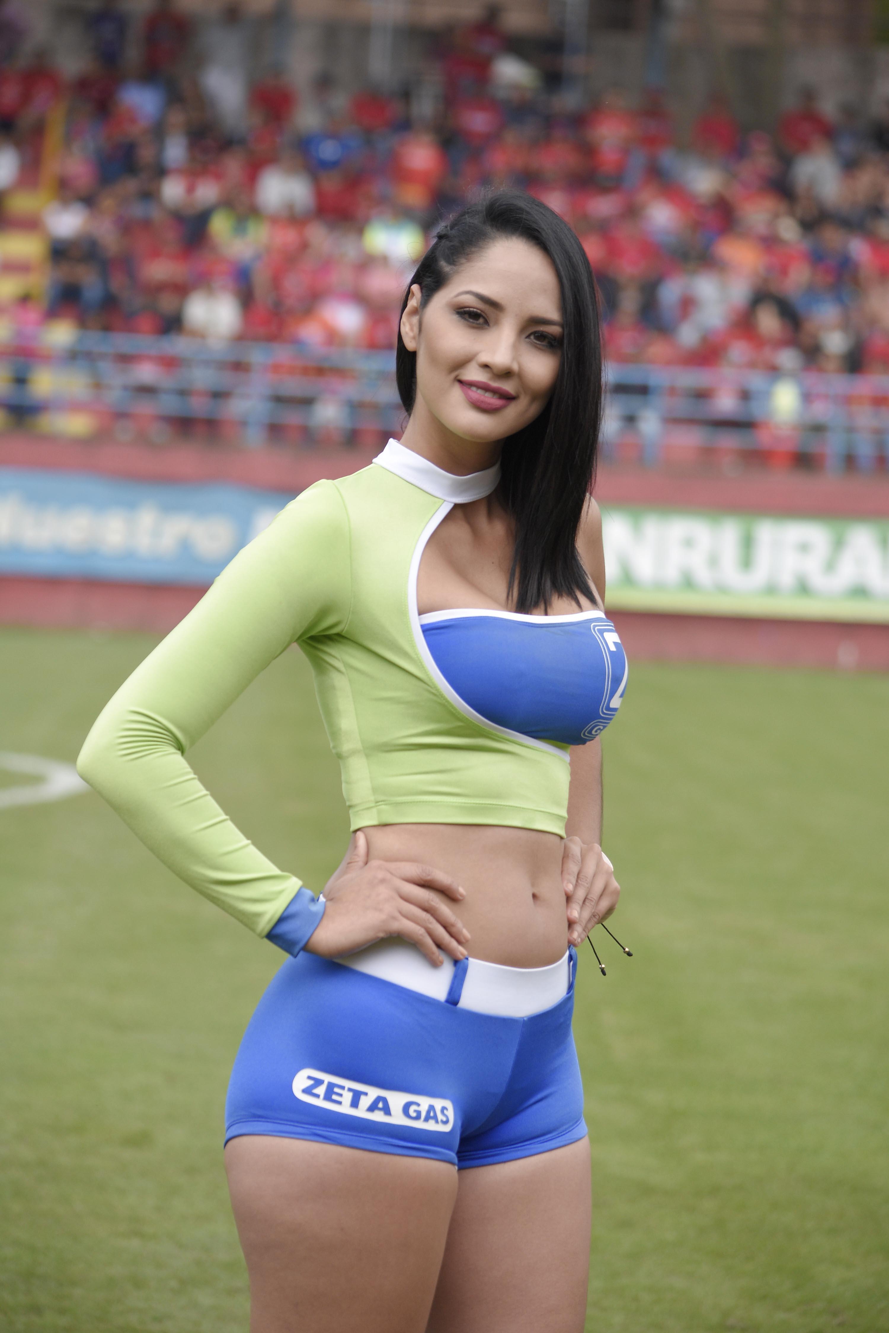 Soraya Manrique de Colombia 109