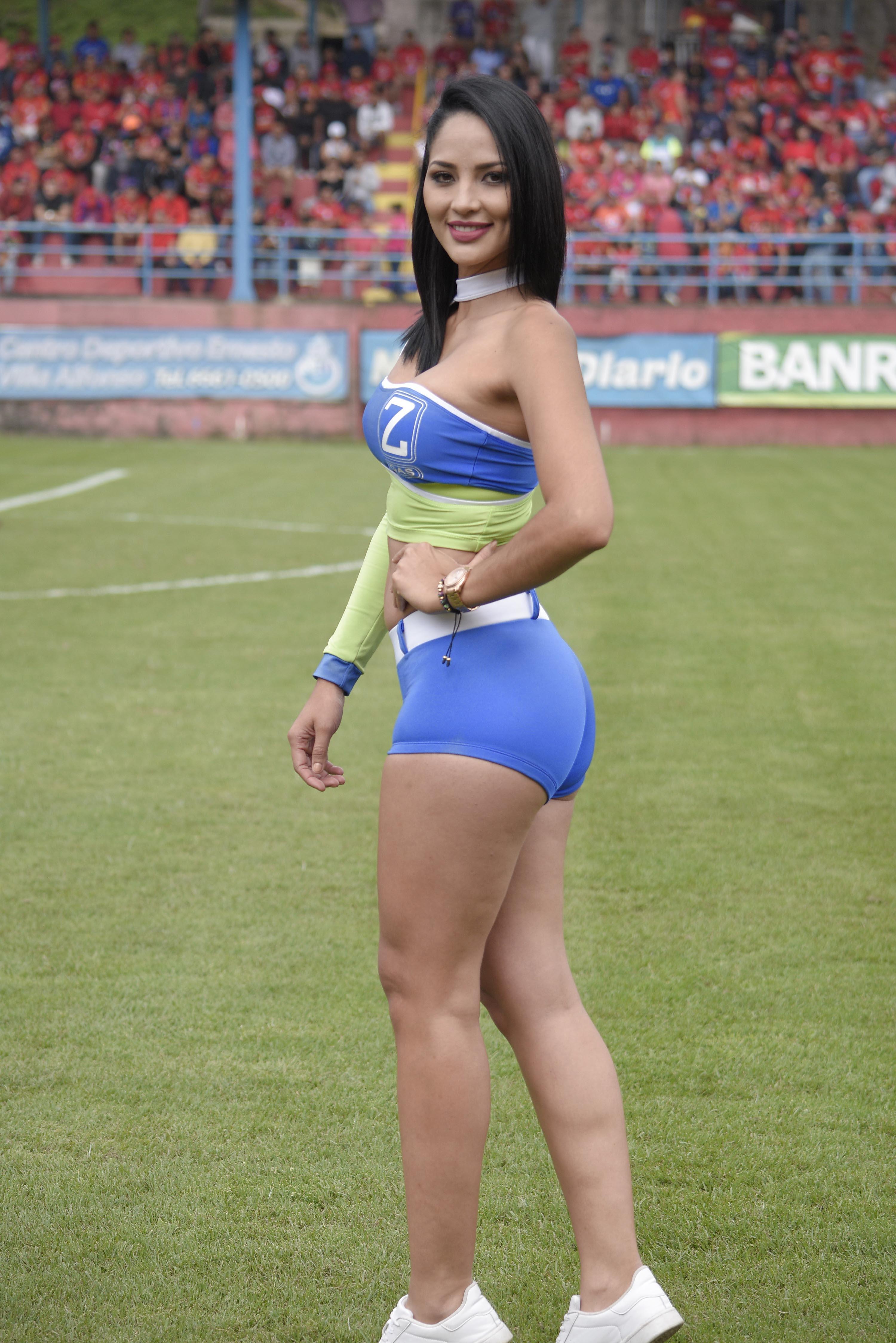 Soraya Manrique de Colombia 115
