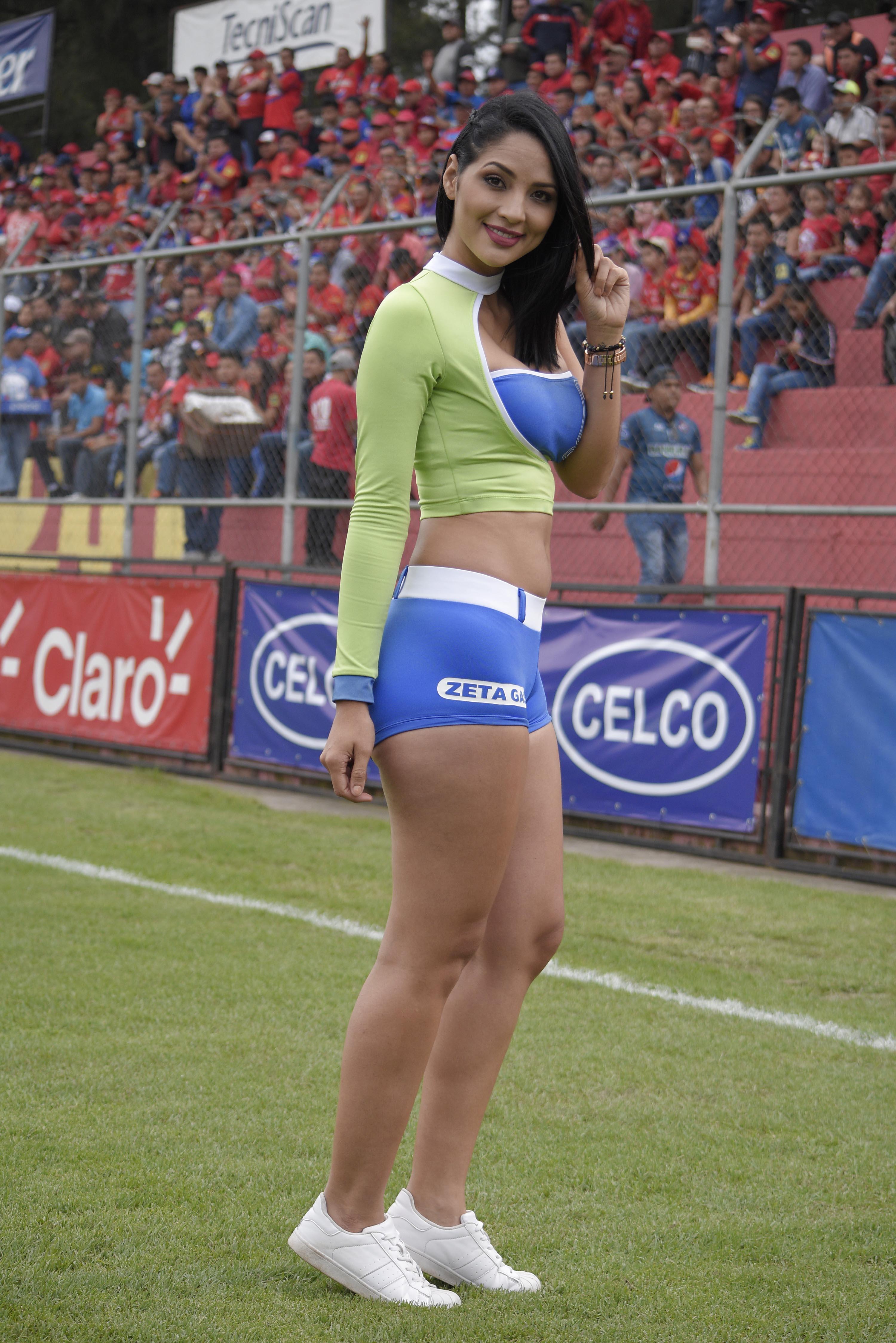 Soraya Manrique de Colombia 116