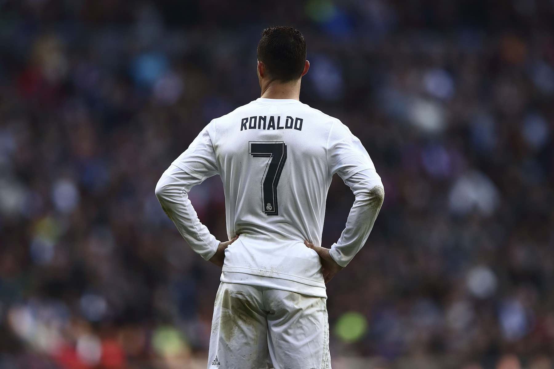 Real Madrid CF v Club Atletico de Madrid – La Liga
