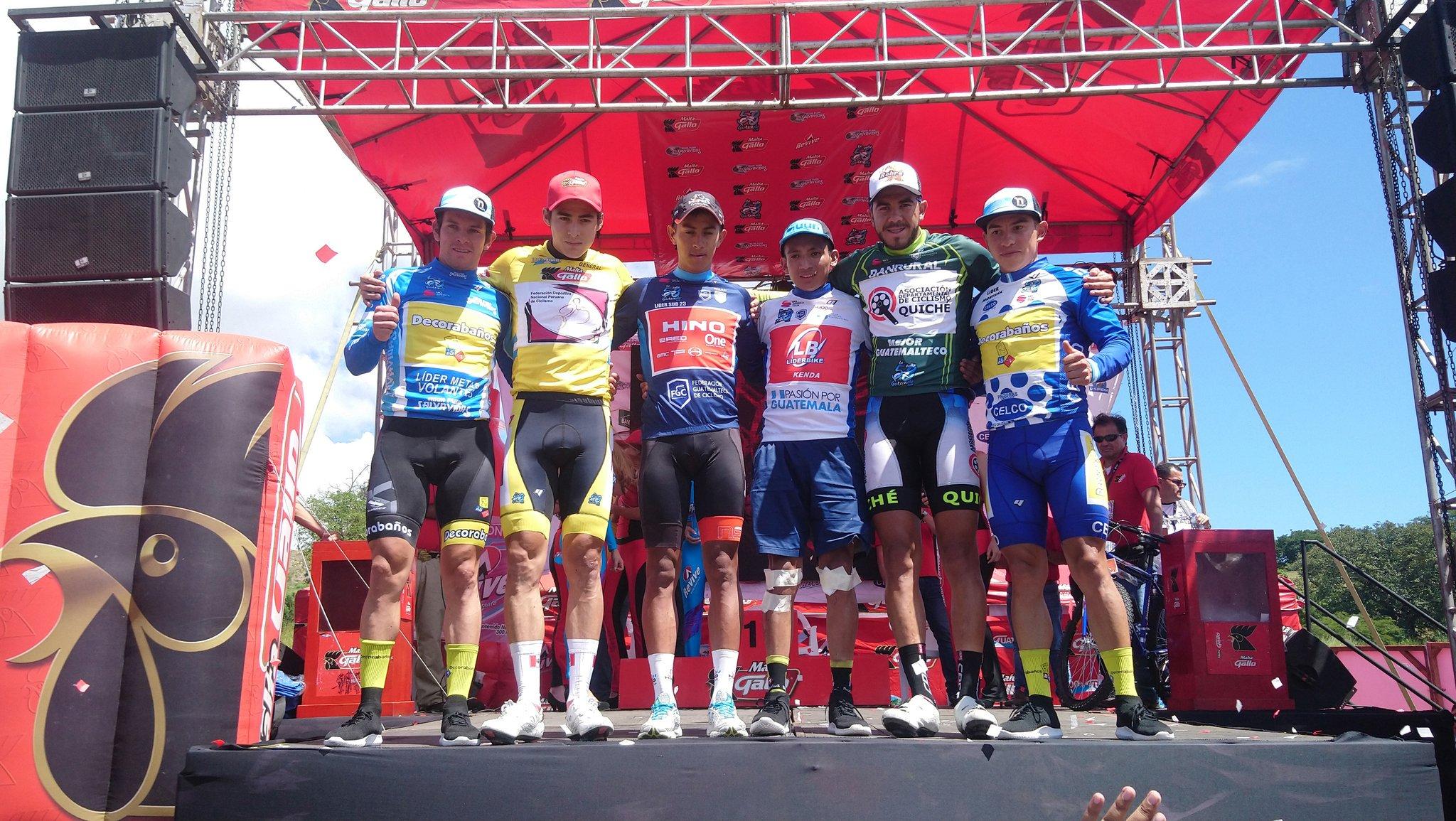 Vea aquí la clasificación general completa de la Vuelta