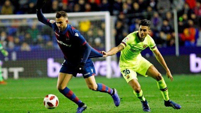 Asi Quedaron Definidos Los Cuartos De Final En La Copa Del Rey