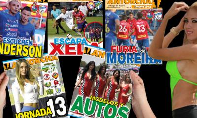 Antorcha Deportiva  Deportes Guatemala - Últimas y más importantes ... cf444337ac6ae